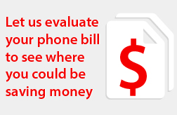 phone bill evaluation