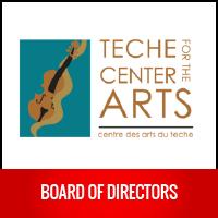 Teche Center for the Arts BOD