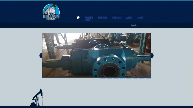 bulldog-services-website-design
