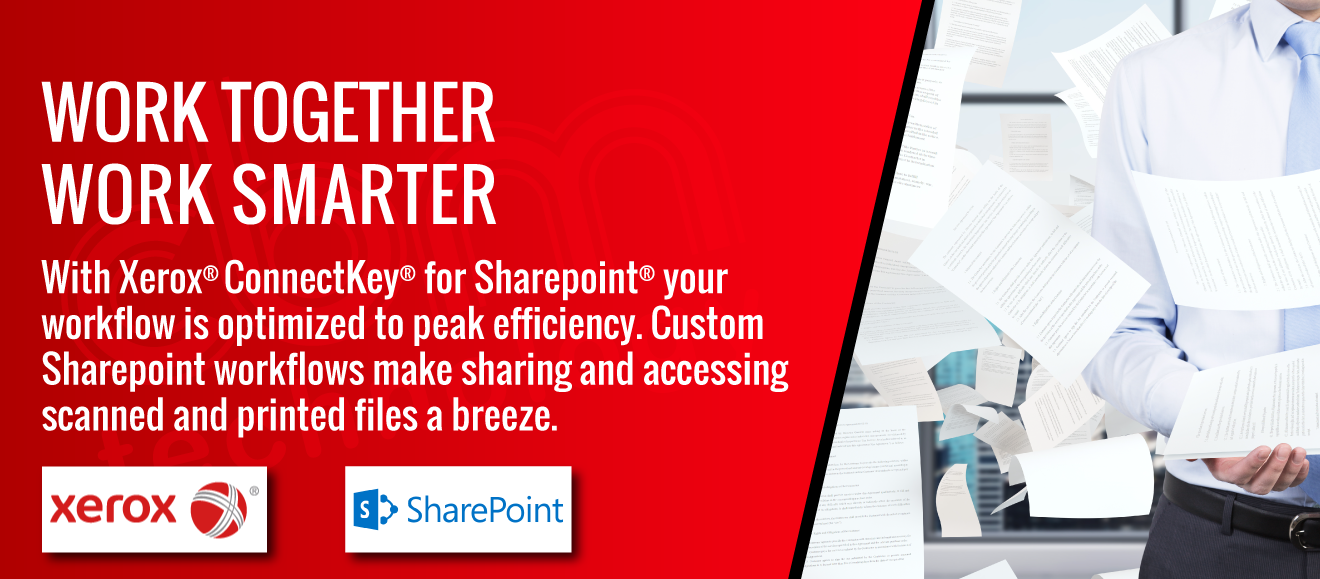 CBM Sharepoint and Xerox ConnectKey