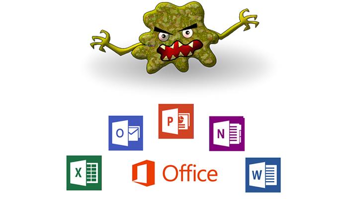 office malware