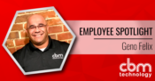 Employee Spotlight- Geno Felix