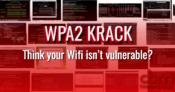 WPA2 KRACK Wifi Vulnerability